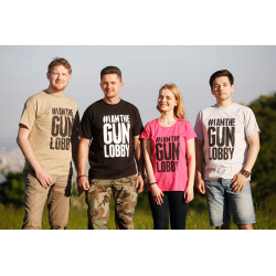 IAMTHEGUNLOBBY T-Shirt for Ladies