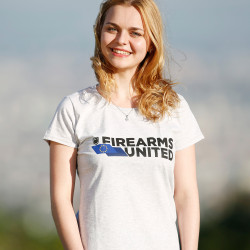 Firearms United Logo T-Shirt for Ladies