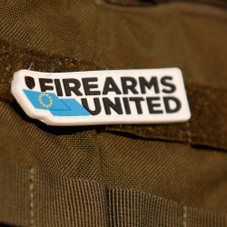 Firearms United Logo Velcro Patch