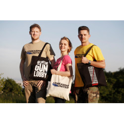 IAMTHEGUNLOBBY Shopping Bag Organic